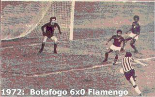 Botafogo 6 X 0 Flamengo