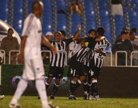 Contra o Florminen-C pelo Carioca...